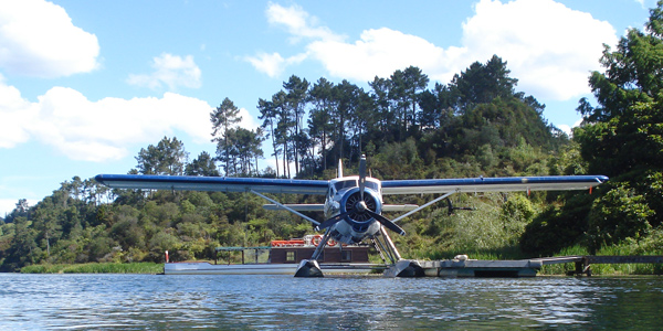 Floatplane Charter Flights Rotorua | Volcanic Air