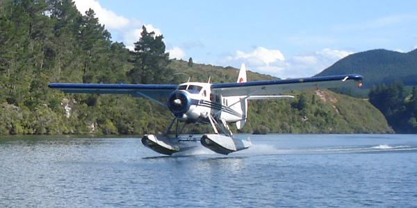 floatplanes nz