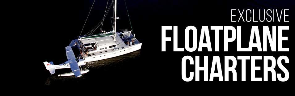 Floatplane Charters - Volcanic Air