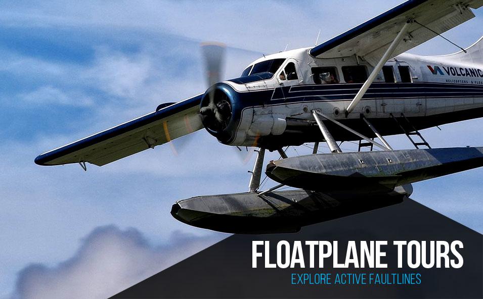 Floatplane Tours - Volcanic Air