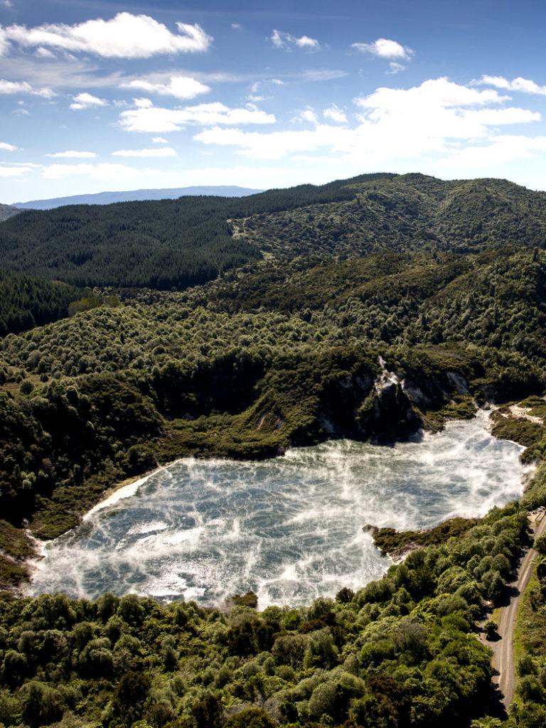 Geothermal Scenic Flights Rotorua - Volcanic Air