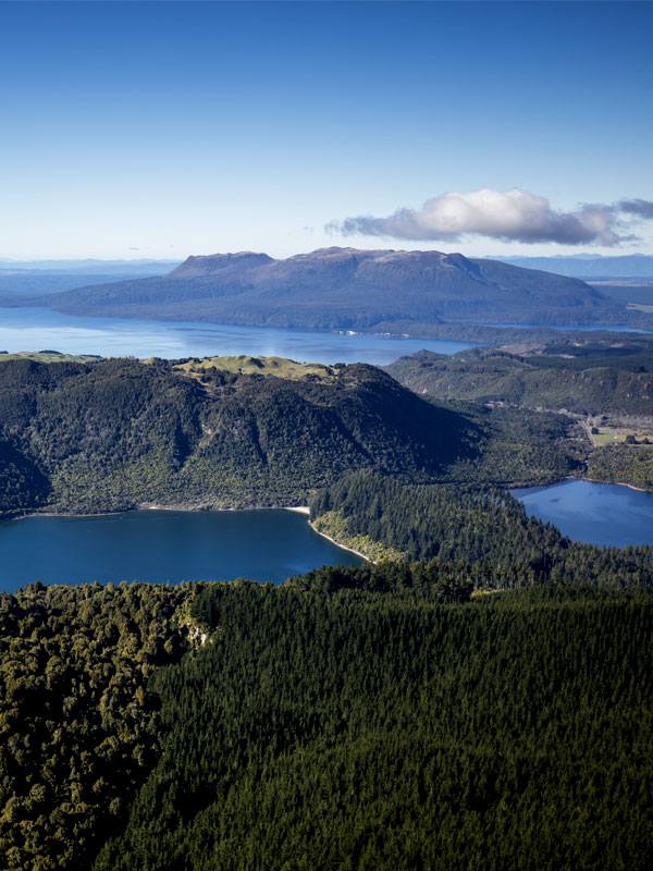 Rotorua Floatplane Scenic Flights - Volcanic Air