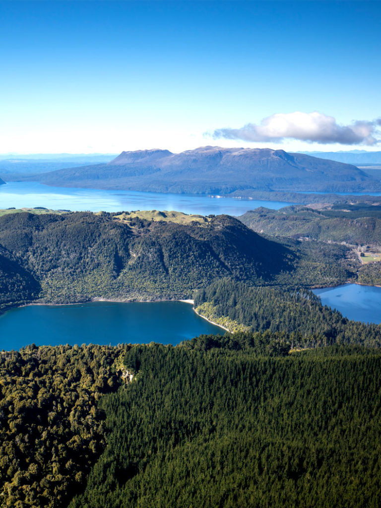 Best Scenic Helicopter Flights Rotorua - Volcanic Air