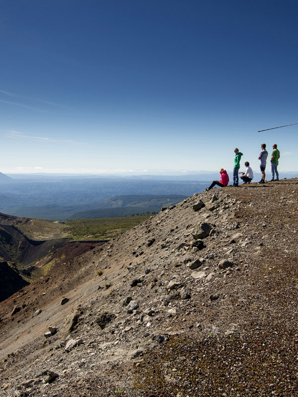 Scenic Mt Tarawera Tours - Volcanic Air