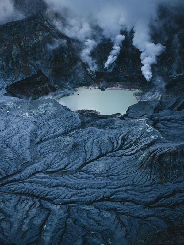 White Island Tours Rotorua New Zealand - Volcanic Air
