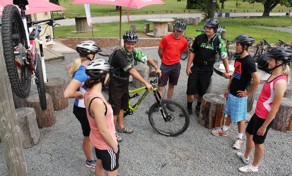 Mountain Bike Rotorua